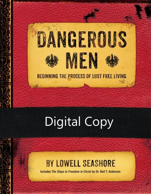 Dangerous Men Book Digital